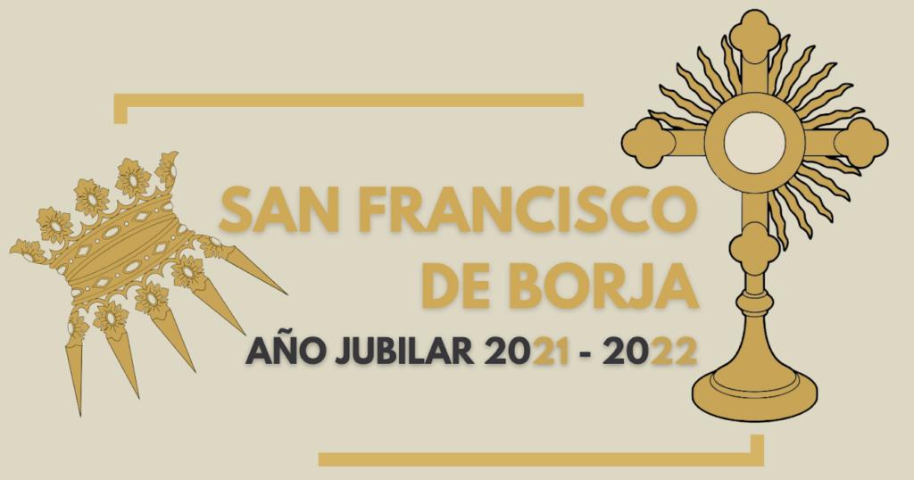 Logo Año Jubilar Gandia 2021
