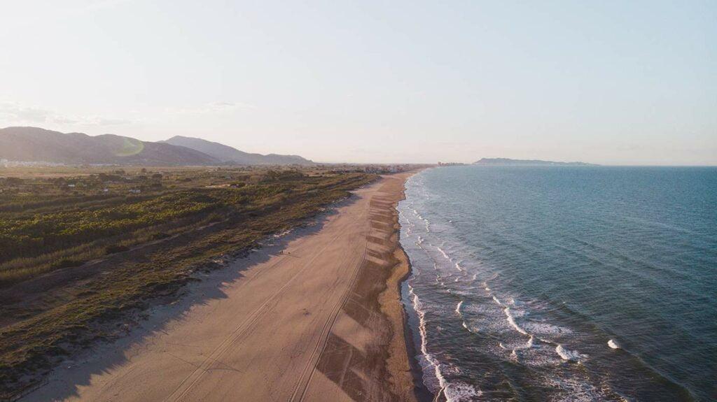 Playa del Ahuir