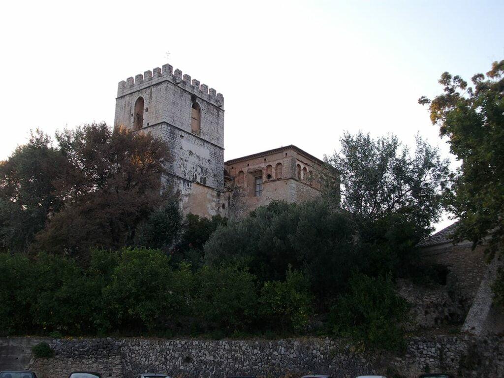 Torre Mayor o de las Campanas,