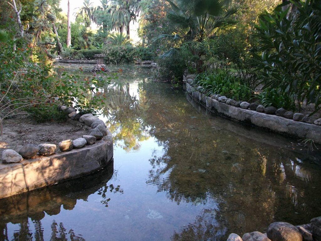 Jardines románticos