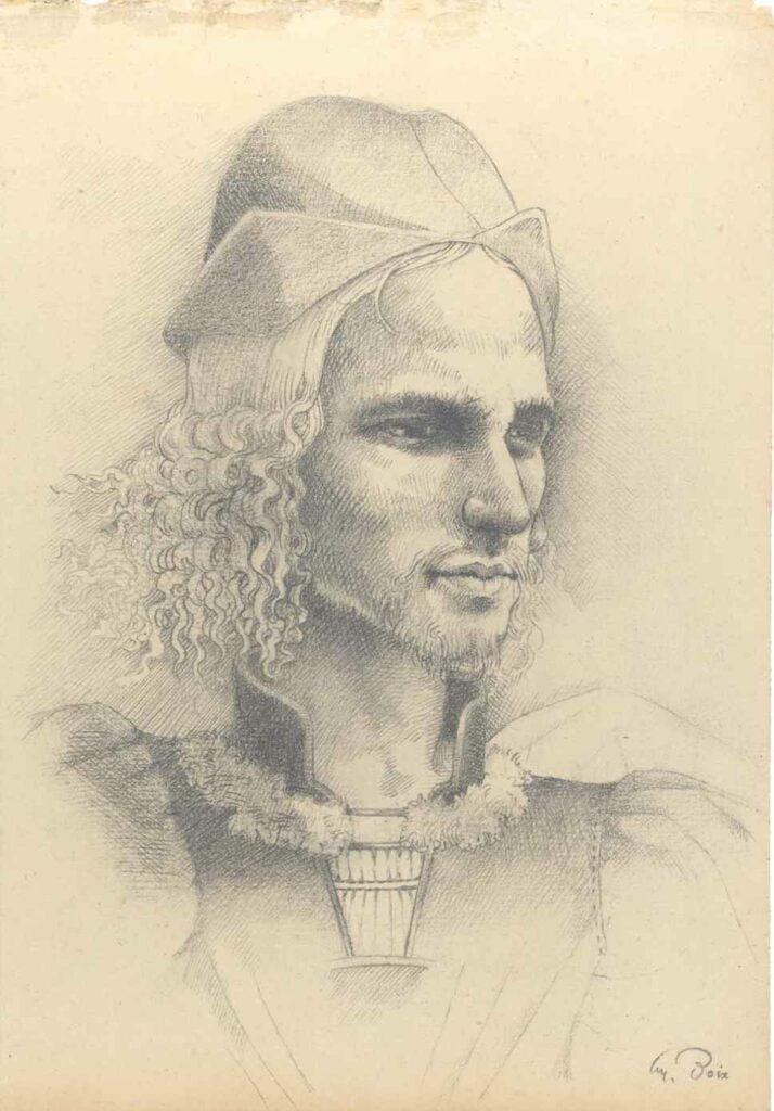 Retrato de Rois de Corella