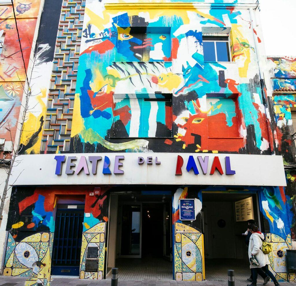 Teatre Raval Gandia